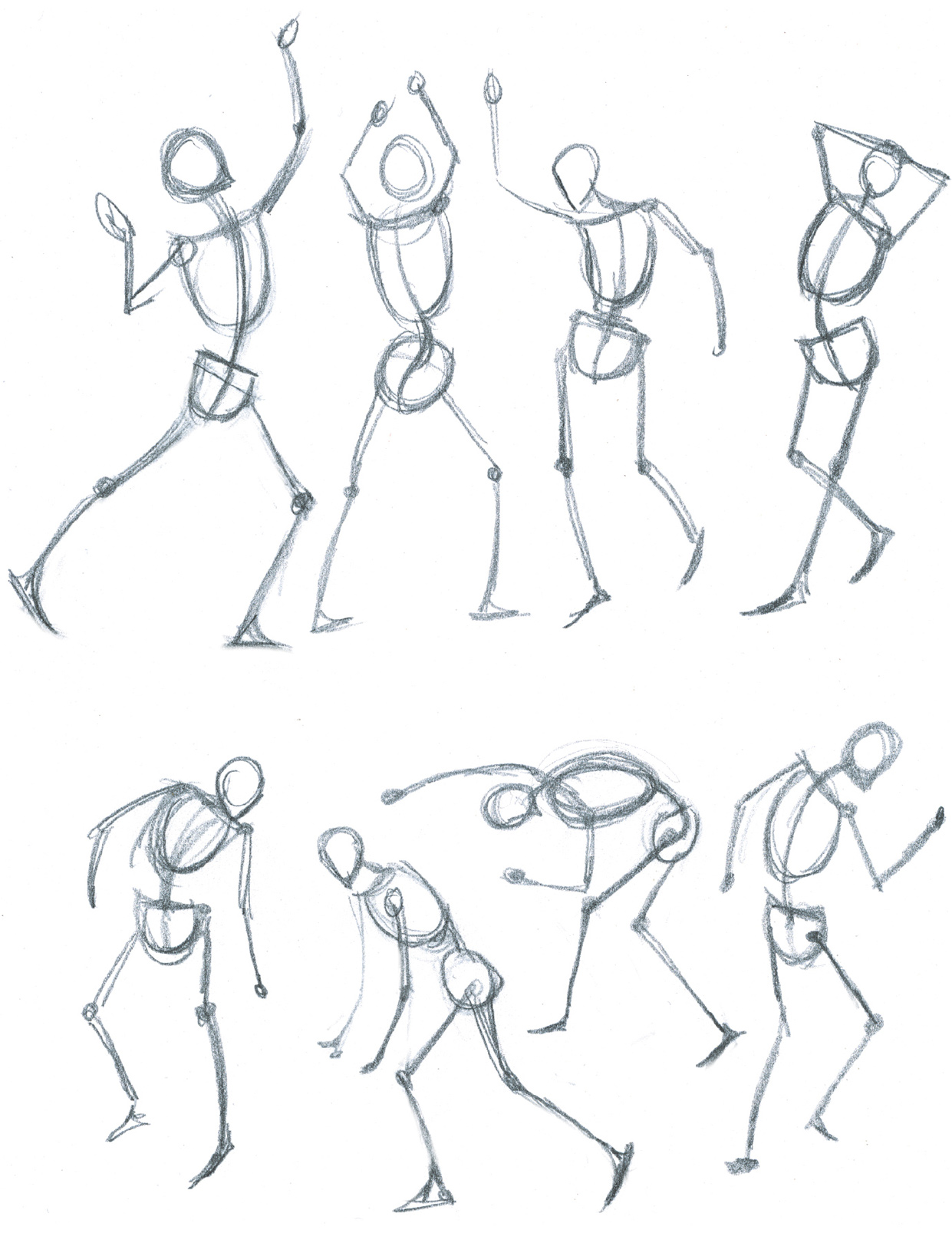 Gesture and Action Drawing - Classic Human Anatomy in Motion: The ...