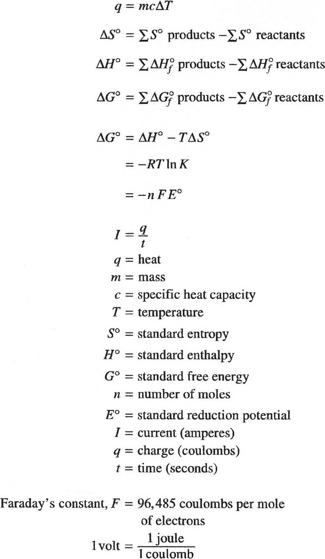 Sat ii chemistry practice test pdf