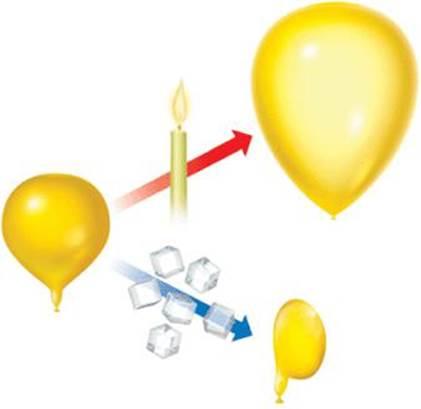 pressure volume relationship balloon animals