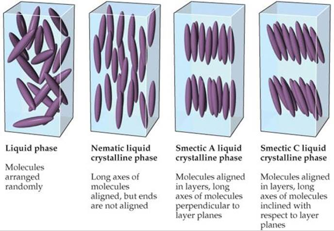phases of liquid crystals University of central florida electronic theses and dissertations doctoral dissertation (open access) advanced blue phase liquid crystal displays.