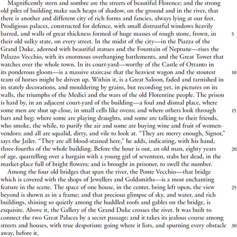 Ap english sample essay