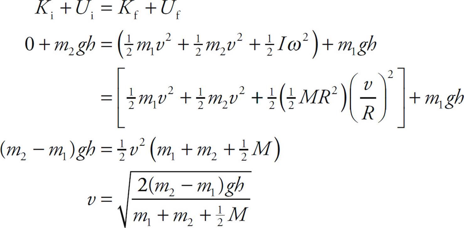 (b) Using The Equation V = R�, We Find