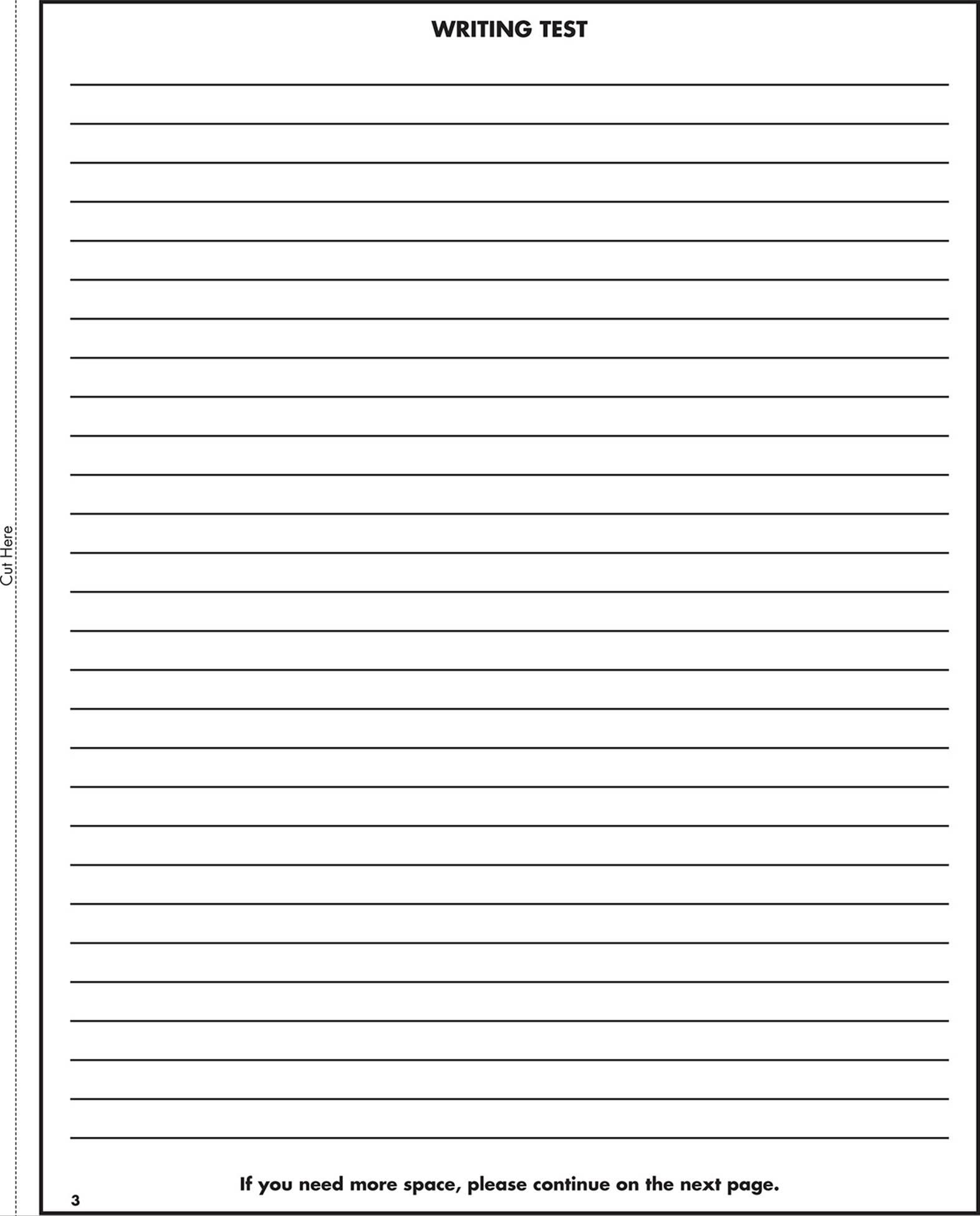 Sat Answer Sheet Pdf